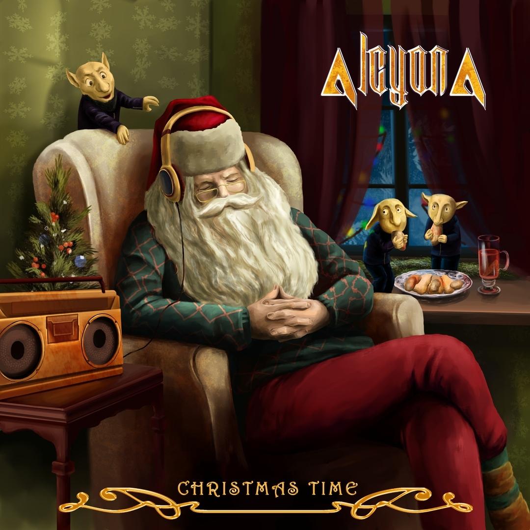 Christmas Time 🎄❄🥂